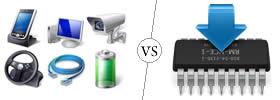 Hardware vs Firmware