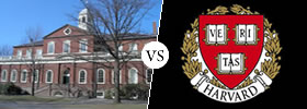 Harvard College vs Harvard University