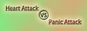 Heart Attack vs Panic Attack