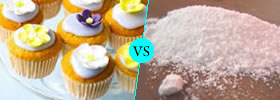 Icing Sugar vs Powdered Sugar