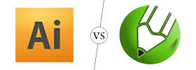 Illustrator vs CorelDraw