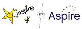 Inspire vs Aspire