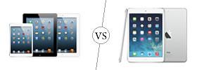 iPad vs iPad Air