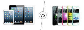 iPad vs iPod Touch