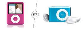 iPod vs MP3 Player