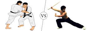 Judo vs Kung Fu