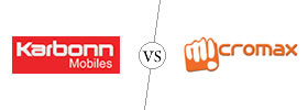 Karbonn vs Micromax Mobile