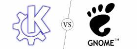 KDE vs GNOME
