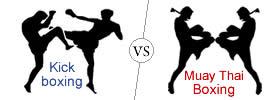 Kickboxing vs Muay Thai Boxing
