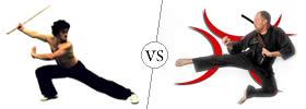 Kung Fu vs Martial Arts