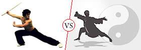 Kung Fu vs Tai Chi
