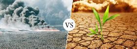 Land Pollution vs Soil Pollution