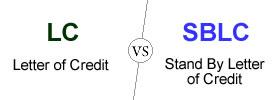LC vs SBLC