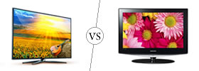 LED HDTV vs LCD HDTV