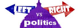 Left vs Right Politics