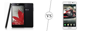 LG Optimus G vs LG Optimus F7