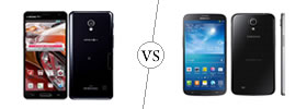 LG Optimus G Pro vs Samsung Galaxy Mega 6.3