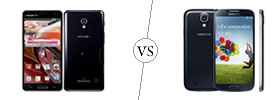 LG Optimus G Pro vs Samsung Galaxy S4