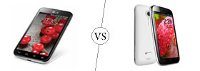 LG Optimus L7 II Dual vs Micromax A116 Canvas HD