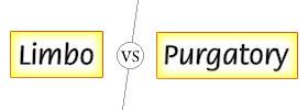 Limbo vs Purgatory