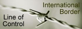 Line of Control vs International Border