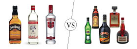 Liquor vs Liqueur