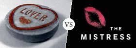 Lover vs Mistress