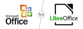 Microsoft Office vs Libreoffice