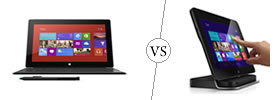 Microsoft Surface Pro vs Dell Latitude 10 Windows Tablet