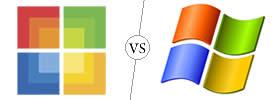 Microsoft vs Windows