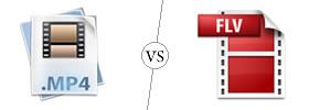 MP4 vs FLV