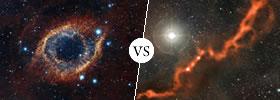 Nebula vs Molecular Cloud
