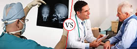 Neurologist vs Psychiatrist