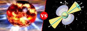 Neutron Star vs Pulsar