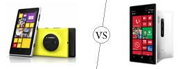 Nokia Lumia 1020 vs Nokia Lumia 928