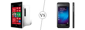 Nokia Lumia 928 vs Blackberry Z10