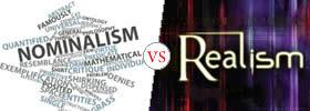 Nominalism vs Realism