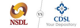 NSDL vs CDSL