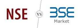NSE vs BSE market