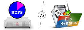 NTFS vs FAT File Systems