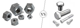 Nuts vs Bolts