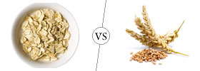 Oat vs Wheat