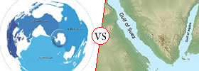 Ocean vs Gulf
