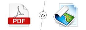 PDF vs PMF