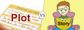 Plot vs Story