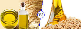 Rice Bran Oil vs Soybean Oil