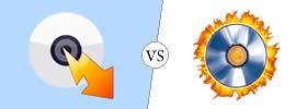 Rip vs Burn