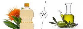 Safflower Oil vs Olive Oil
