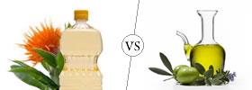 Safflower Oil vs Olive Oil