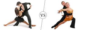 Salsa vs Mambo Dance